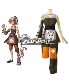 Borderlands 2 Tiny Tina  Cosplay Costume