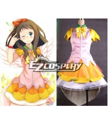 Beyond the Boundary Kyokai no Kanata Ai Shindo Cosplay Costume Dance Dress