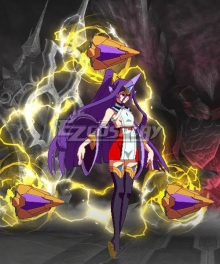 BlazBlue Hades Izanami Cosplay Costume