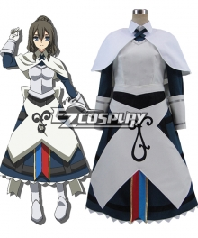 Chaos Dragon Sekiryuu Senyaku Keiosu Doragon Red Dragon Meril Meryl Sherbet Cosplay Costume
