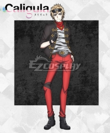 Caligula Ike-P Cosplay Costume