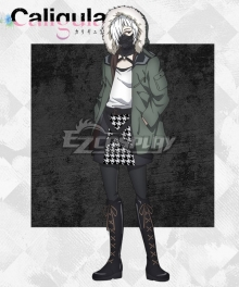 Caligula Shadow Knife Cosplay Costume
