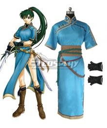 Fire Emblem: Rekka no Ken Lyndis Lyn Cosplay Costume