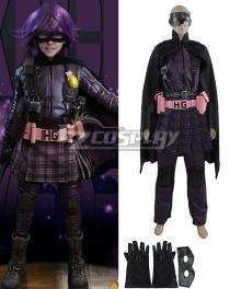 Kick-Ass Kick Ass Hit-Girl Hit Girl Cosplay Costume