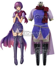 Fire Emblem Shin Monshō no Nazo ~Hikari to Kage no Eiyū Katarina Cosplay Costume