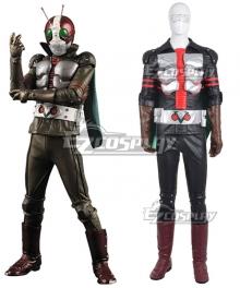 Masked Rider The Next Kamen Rider V3 Shiro Kazami Cosplay Costume