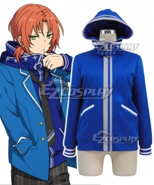 Ensemble Stars Knights Tsukinaga LEO Cosplay Costume - Only Top