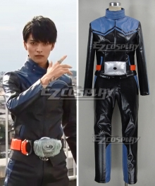 Kamen Rider Ghost Kamen Rider Specter Makoto Fukami Cosplay Costume