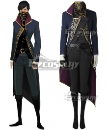 Dishonored 2 Emily Kaldwin Cosplay Costume - A Edition