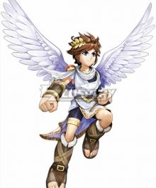 Kid Icarus: Uprising Pit Cosplay Costume - No Wings