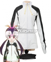 Kemono Friends Han Peter Penguin Prince Cosplay Costume