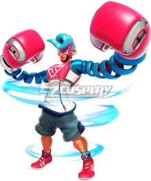Nintendo Switch Arms Spring Man Cosplay Costume