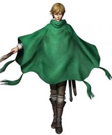 Berserk Musou Serpico Serupiko Cosplay Costume
