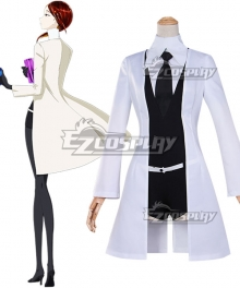 Land of the Lustrous Houseki no Kuni Rutile Cosplay Costume