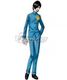 Megami Tensei Jun Kurosu Cosplay Costume - Only Top, Pant