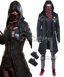 PlayerUnknown's Battlegrounds Role Cosplay Costume - No Boots