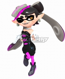 Spaltoon Callie Cosplay Costume