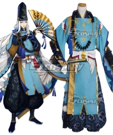 Onmyoji Abe no Seimei Cosplay Costume