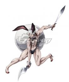 Juuni Taisen Zodiac War Rabbit Usagi Cosplay Costume
