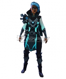 Spellbreak Magic Battle Royale Mystic Cosplay Costume