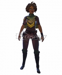 Spellbreak Magic Battle Royale Treeline Cosplay Costume