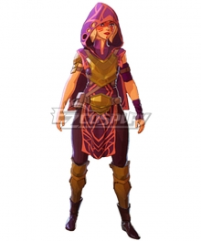 Spellbreak Magic Battle Royale Pioneer Cosplay Costume