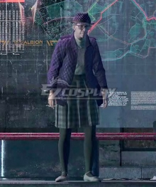 Watch Dogs: Legion Old Women Cosplay Costume