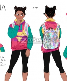 Butterfly Soup Akarsha Cosplay Costume