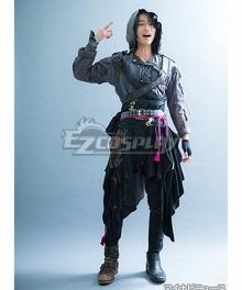 Kamen Rider Zero One Jin Cosplay Costume