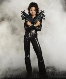 James Bond Wai Lin Cosplay Costume