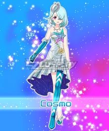 Pripara Cosmo Hojo Dress Cosplay Costume