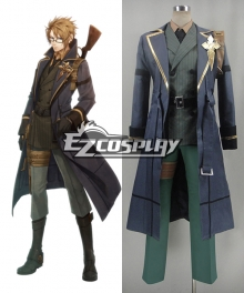 Code Realize Abraham Van Helsing Cosplay Costume