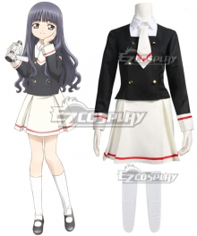 Cardcaptor Sakura: Clear Card Tomoyo Daidouji Cosplay Costume