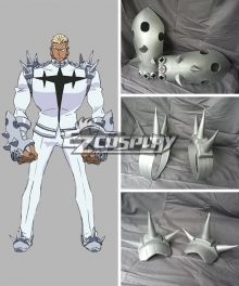 Gloves Gauntlets for Gamagori Ira from KILL la KILL Weapon Prop