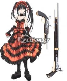 Date A Live Tokisaki Kurumi Nightmare Cosplay Weapon