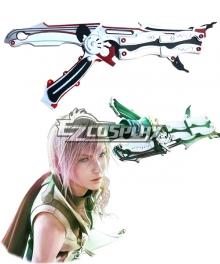 Final Fantasy XIII FF13 Lightning Gun Cosplay Weapon Prop