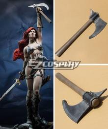 Red Sonja Sonja Hatchet Cosplay Weapon