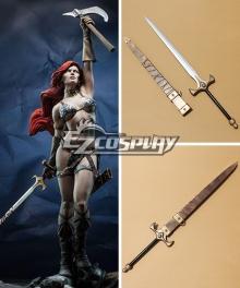 Red Sonja Sonja Sword Cosplay Weapon