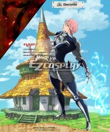 The Seven Deadly Sins / Nanatsu no Taizai Girusanda Cosplay Weapon
