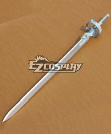 Sword Art Online SAO Yuuki Asuna Fine Sword Flashing Light Cosplay Weapon