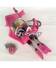 League of Legends LOL Jinx Mini Gun Cosplay Weapon