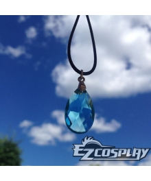 Sword Art Online SAO Sodo Ato Onrain Knights of the Blood Lambent Light Yuuki Asuna Yuki Asuna Asuna Yuki Necklace Cosplay Accessory