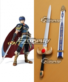 Super Smash Bros Fire Emblem Mars Cosplay Weapon