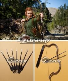 The Hobbit Tauriel Daughter of Mirkwood Cosplay Weapon