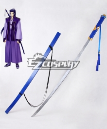 Fate Stay Night Unlimited Blade Works UBW Assassin Sasaki Kojiro Cosplay Weapon