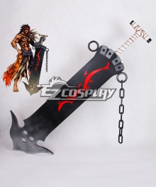 Final Fantasy X Jecht Sword Cosplay Weapon