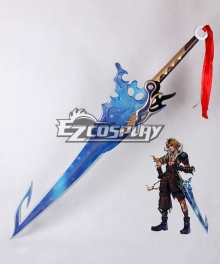 Final Fantasy X FF10 FFX Tidus Sword Cosplay Weapon