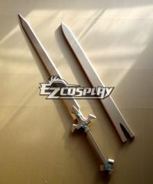 Sword Art Online Excalibur Sword Sheath Cosplay Weapon - Only Sheath