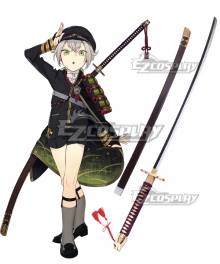 Touken Ranbu Hotarumaru Sword Cosplay Weapon