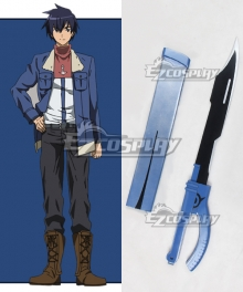Akame ga KILL! Wave Sword Cosplay Weapon